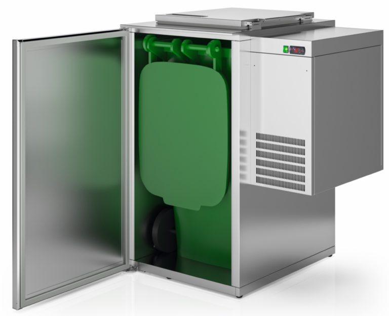 Rustfri affaldskoelere fra producenten Jordao