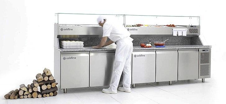 Fryse- og køleborde samt bordkølere - 5