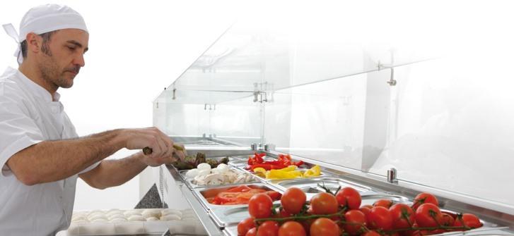 Fryse- og køleborde samt bordkølere - 7