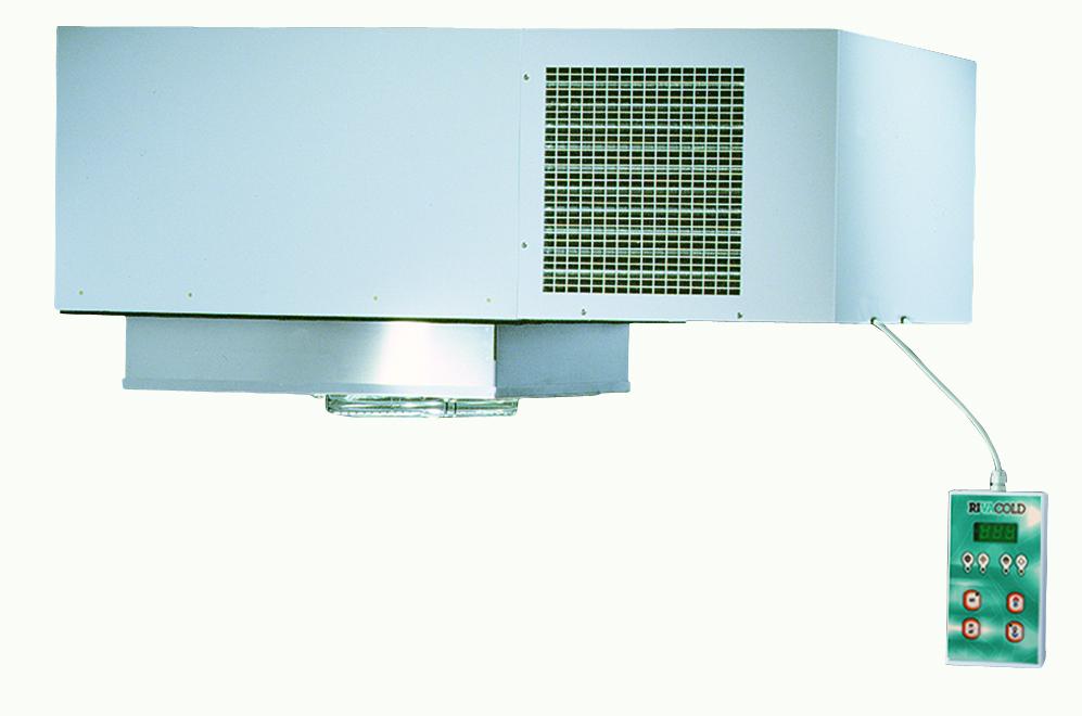 Rivacold fryse- og køleanlæg for loftmontage