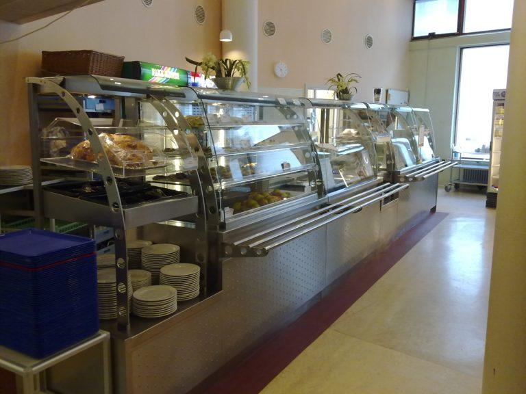 Cafeteriadisk-Tecno-Niels-Brock