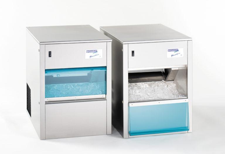 Maskiner til produktion af isterninger og knust is - 12