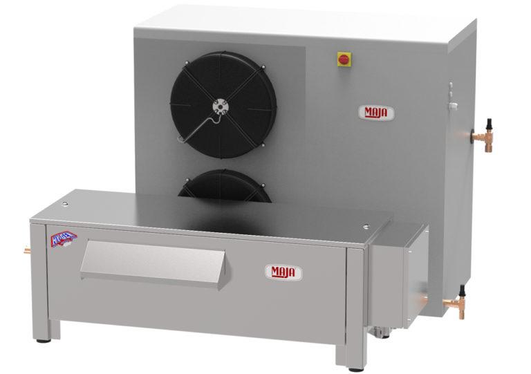RVH-L-1500-maja-skaelismaskine-med-eksternt-kompressoraggregat