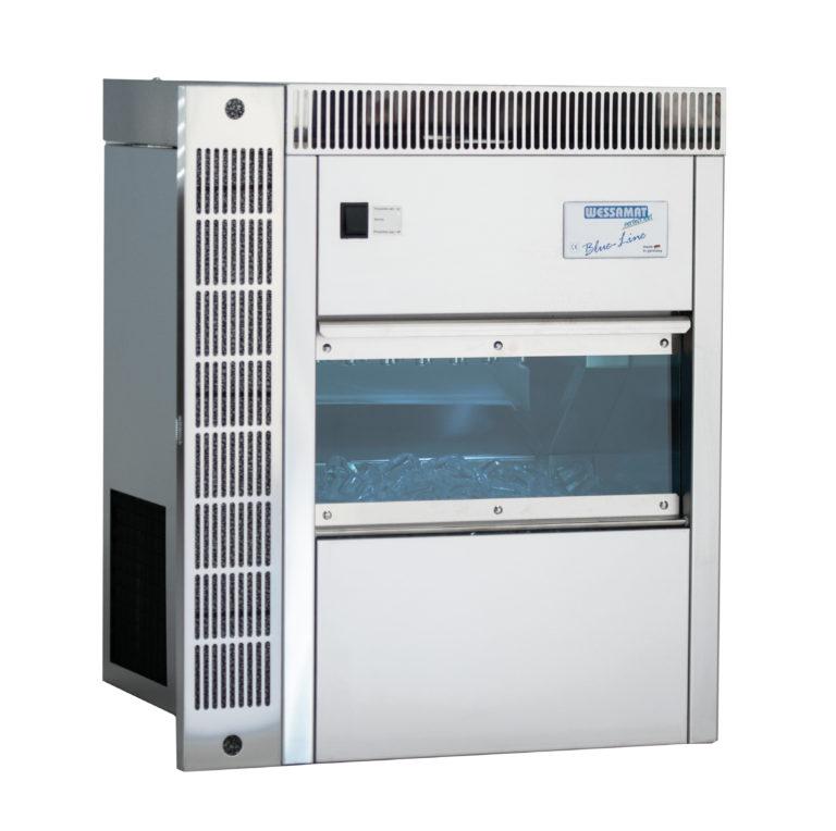 Blue-Line W-19LE-isterningsmaskine-indbygningsmodel