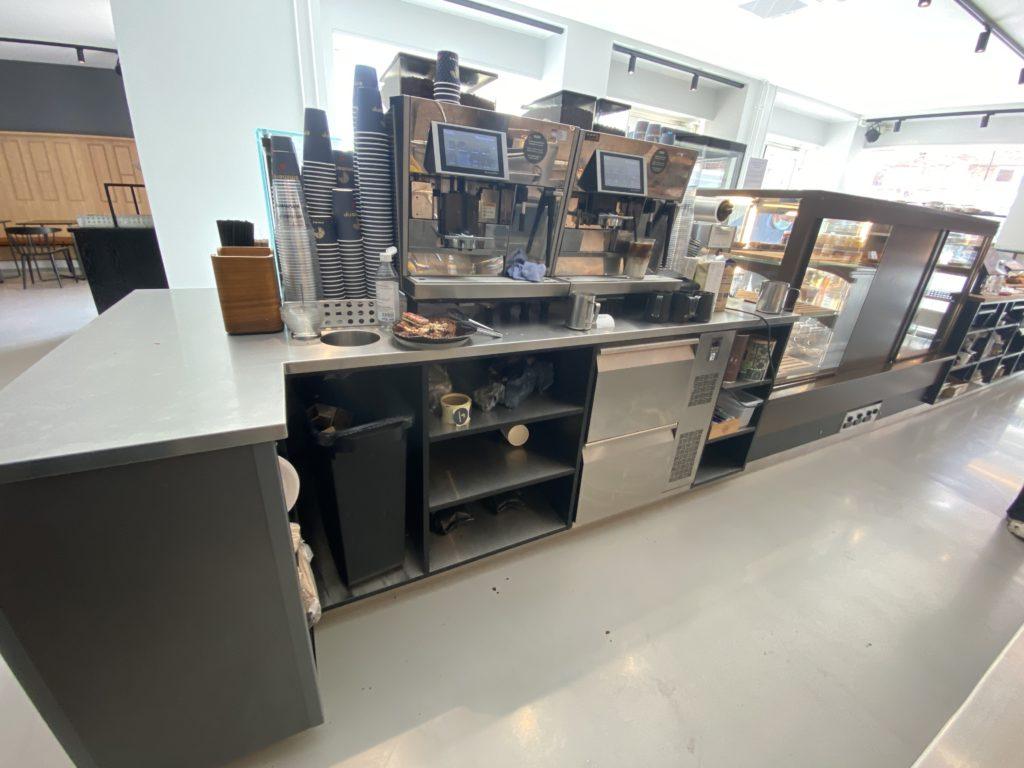 Kølemøbler for CO2 installation - 5