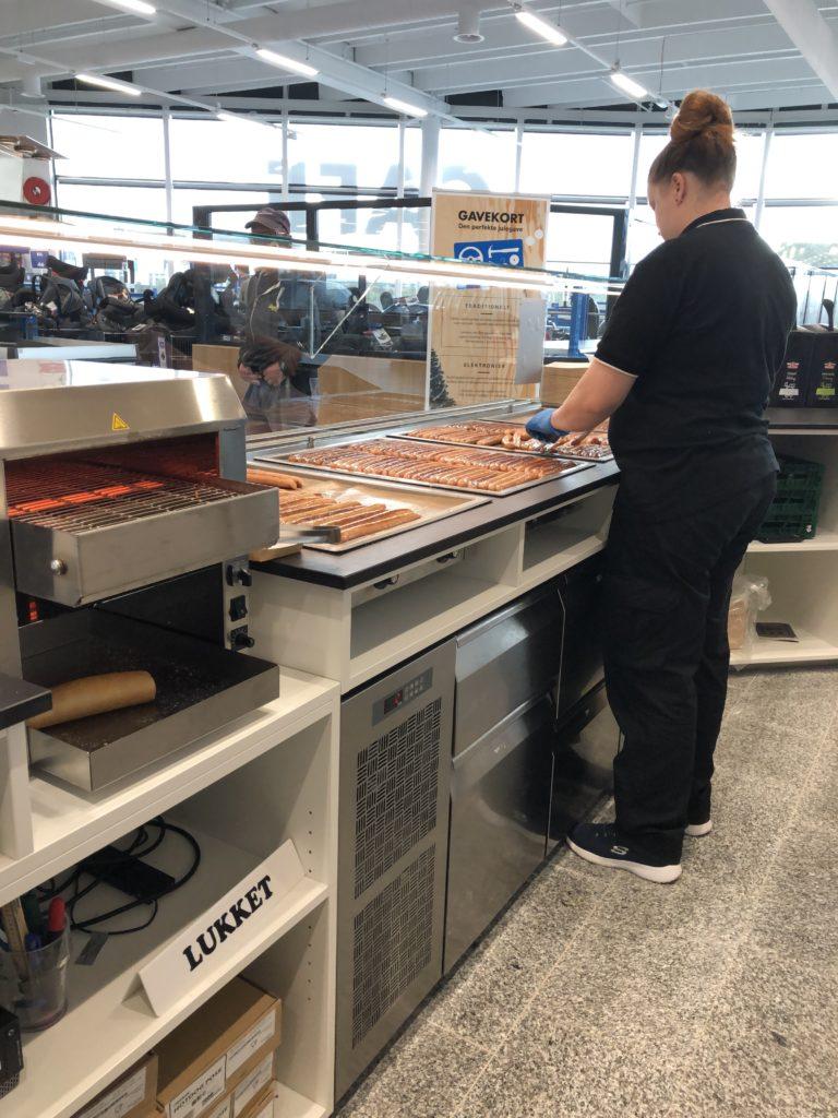 Kølemøbler for CO2 installation - 21